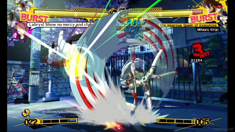 TNP tnp p4a 01 ACTU JEU   Persona 4 Arena sort du gel en Europe