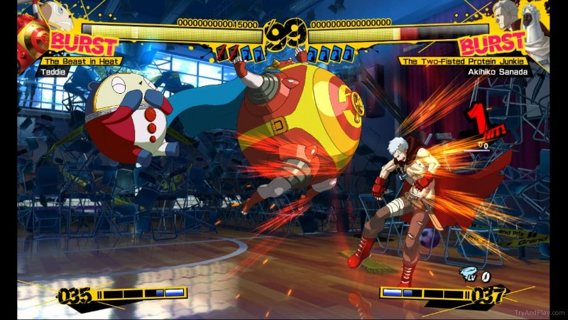 TNP tnp p4a 06 ACTU JEU   Persona 4 Arena sort du gel en Europe