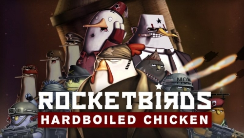 TNP tnp event rocketbirds 8 TEST   Rocketbirds : Hardboiled Chicken PSVita