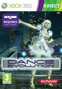 TNP Dance Evolution Xbox360 def Jaquette 210x300 TEST   Dance Evolution Kinect Xbox 360