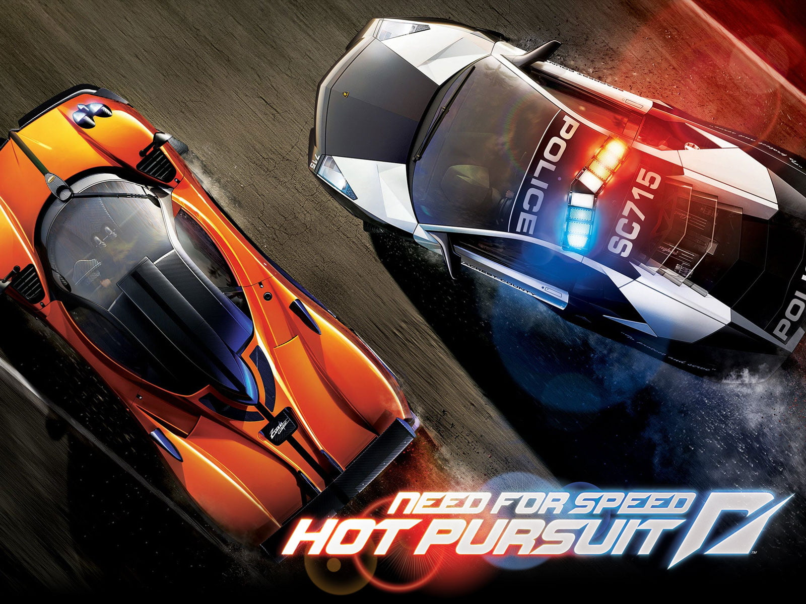 Test need for speed hot pursuit ps3 for Fond ecran ps3
