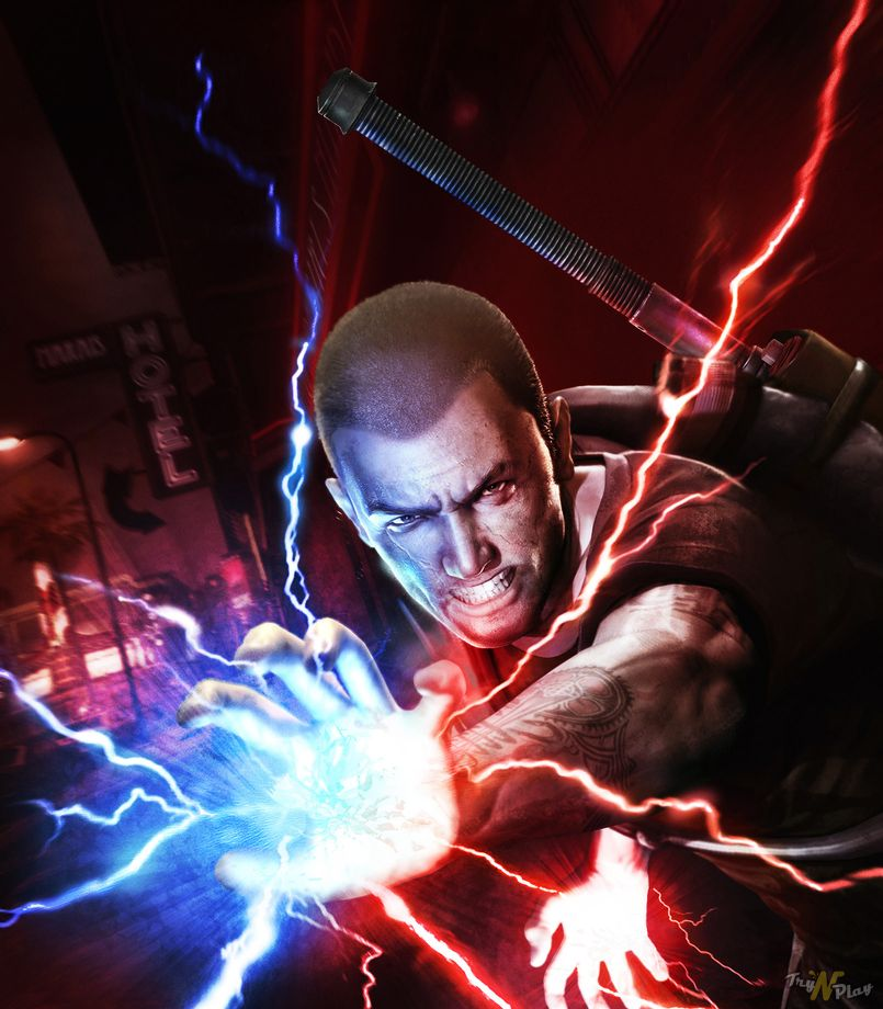 Infamous Game Movie - Notoryus Images, Pictures, Photos ...