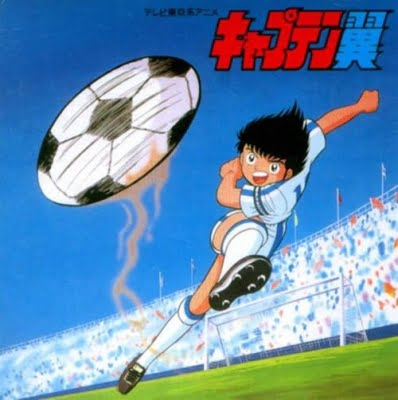 TNP olive et tom captain tsubasa Linsolite du jour   Olive et Tom comme en vrai !