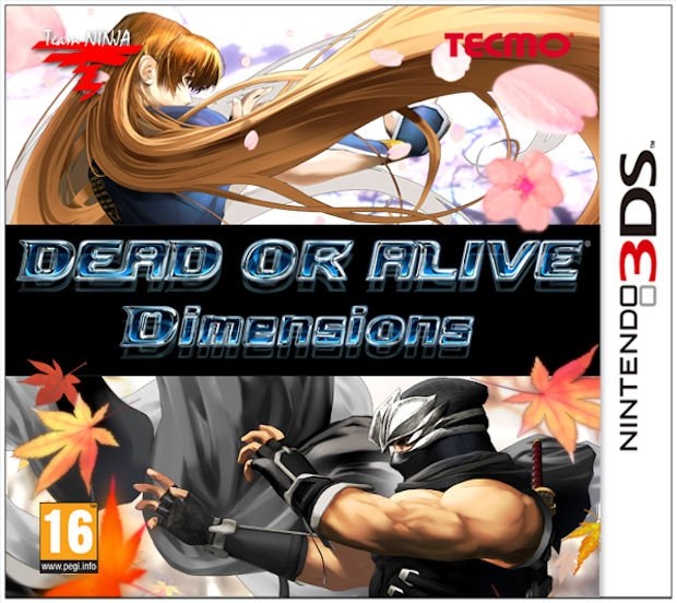 Dead or Alive : Dimensions 3DS