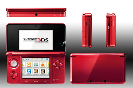 TNP 3ds rouge Une fin dannée en fanfare chez Nintendo [GameStop]