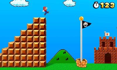 TNP SuperMario3DLand 06 Une fin dannée en fanfare chez Nintendo [GameStop]