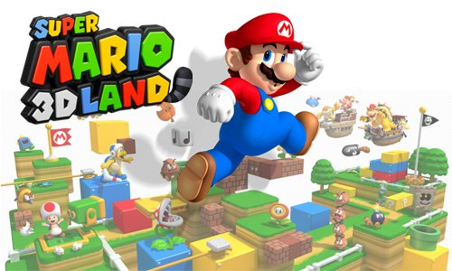 TNP TNP SM3DL 01 TEST   Super Mario 3D Land 3DS
