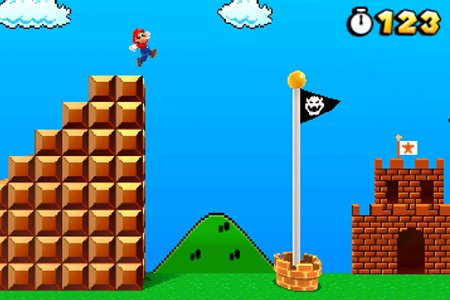 TNP TNP SM3DL 02 TEST   Super Mario 3D Land 3DS