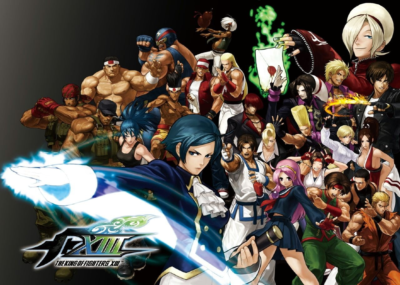 King of Fighters - Images