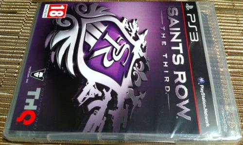 TNP saintsrow3 BON PLAN   Chasse aux soldes jeux vidéo !