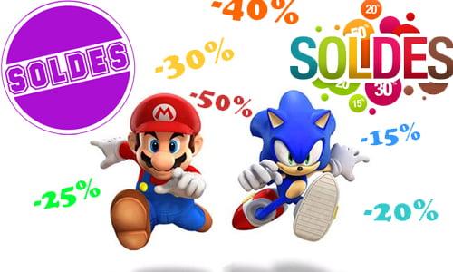 TNP soldes jv BON PLAN   Chasse aux soldes jeux vidéo !