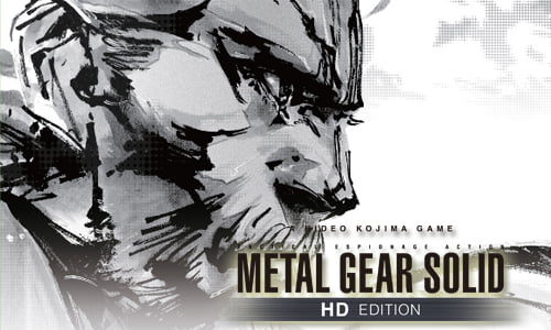 TNP TNP MGSHD01 TEST   Metal Gear Solid HD Collection PS3