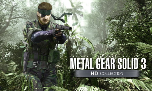 TNP TNP MGSHD02 TEST   Metal Gear Solid HD Collection PS3