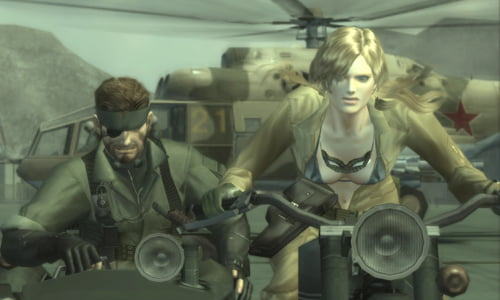 TNP TNP MGSHD04 TEST   Metal Gear Solid HD Collection PS3