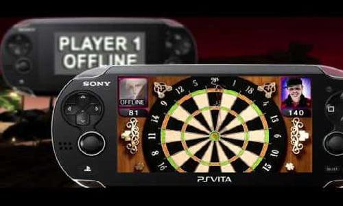 TNP TNP topdarts ACTU JEU   Playstation Vita: Ca SEN bon les téléchargements !