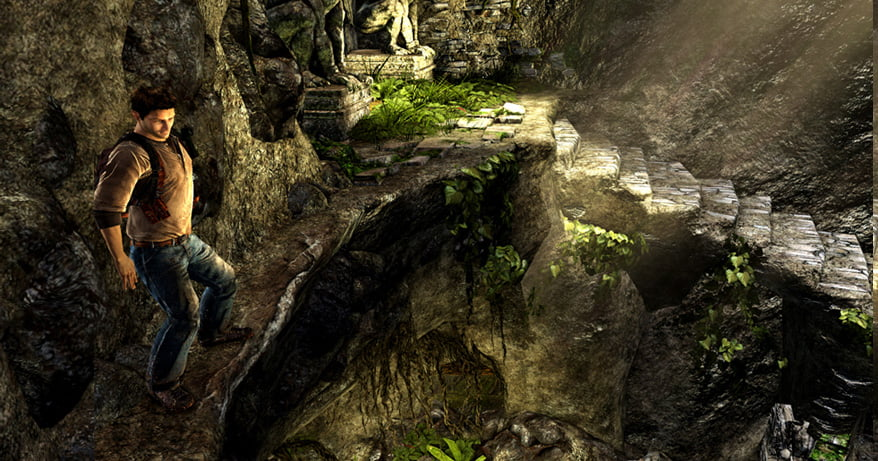 TNP Uncharted Golden Abyss EVENEMENT   PS Vita : La fiesta avant la Vita