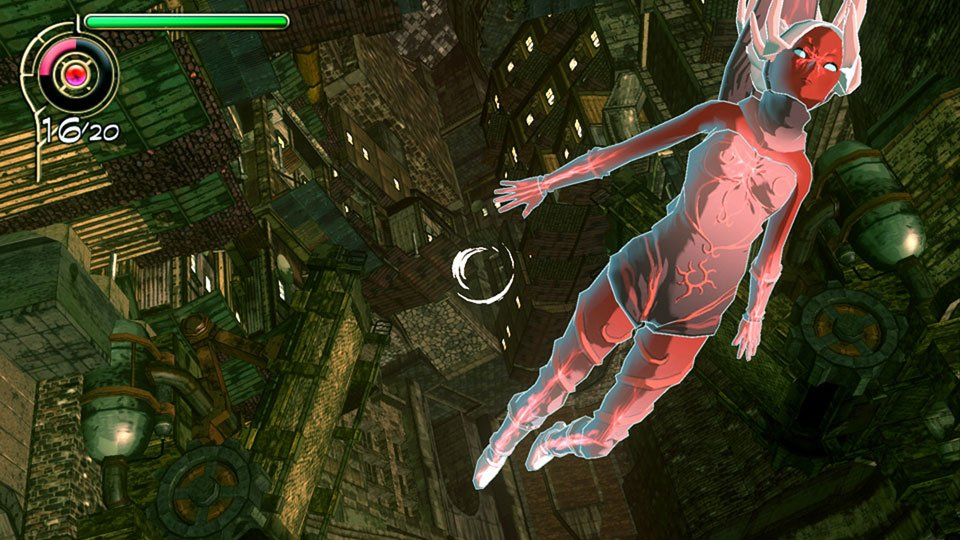 TNP gravity rush EVENEMENT   PS Vita : La fiesta avant la Vita