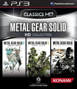 TNP jaquette metal gear solid hd collection playstation 3 ps3 cover avant g 1313607065 260x300 TEST   Metal Gear Solid HD Collection PS3