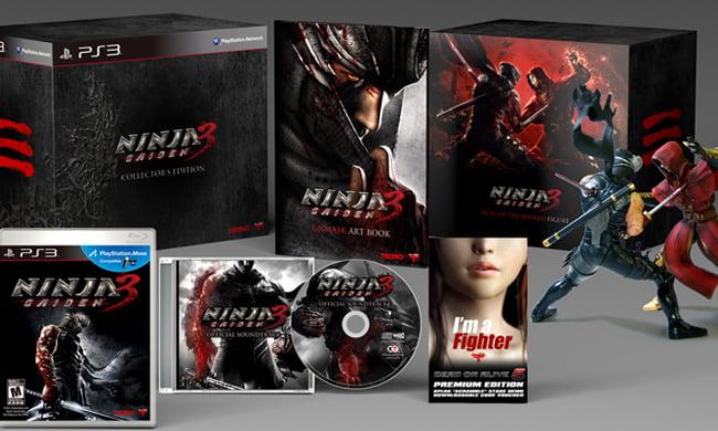 TNP ninjag3 ACTU JEU   Ninja Gaiden 3   Ryu tranche dans le vif
