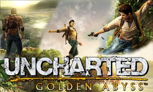 TNP UnchartedGA head TEST   Uncharted Golden Abyss PSVita
