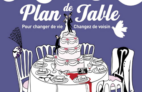 TNP plan de table cadre CRITIQUE CINE   Plan de table