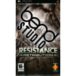 TNP resistance retribution TEST   Uncharted Golden Abyss PSVita