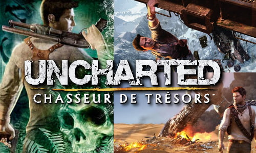TNP uncharted trilogie Linsolite du jour   Uncharted : toute la trilogie comme au cinma !