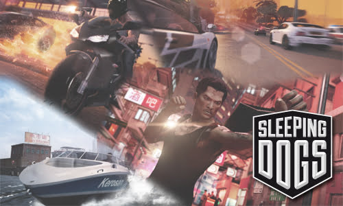 TNP Sleeping dogs Lumire sur... Sleeping Dogs [GameStop]