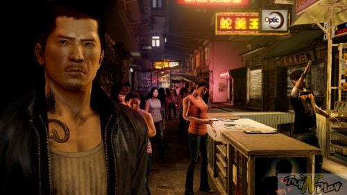 TNP TNP SLEEPING DOGS 04 05 2012 06 Lumire sur... Sleeping Dogs [GameStop]