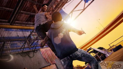 TNP TNP SLEEPING DOGS 04 05 2012 10 Lumire sur... Sleeping Dogs [GameStop]