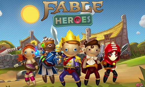 TNP fableheroes header TEST   Fable Heroes Xbox Live