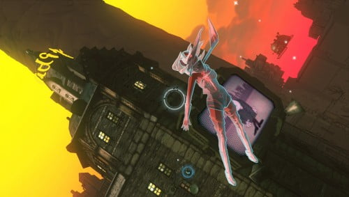 TNP gravityrush screens0009 e1338229039285 EVENEMENT   PS Vita : Holiday Session [GameStop]