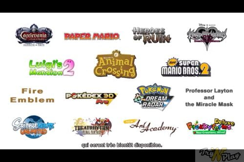 TNP TNP NintendoDirect 22 06 2012 23 EVENEMENT   Nintendo Direct : La 3DS XL officialise