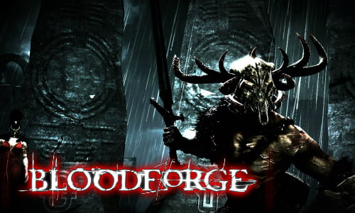 TNP bloodforge head TEST   Bloodforge Xbox Live