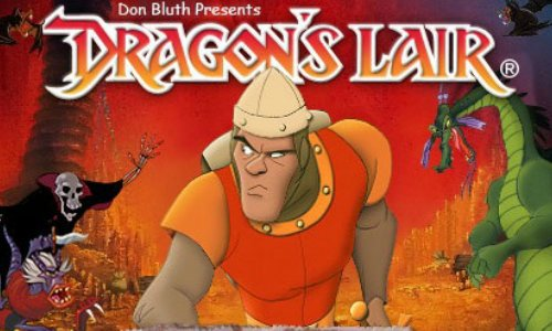 TNP dragonslair header TEST   Dragons Lair Xbox Live