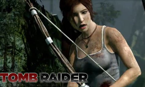 TNP tombraider header ACTU JEU   Tomb Raider : Lara Croft,  feu et  sang