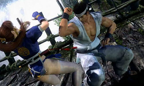 TNP akira doa5 EVENEMENT   Japan Expo: Dead or Alive 5 et Persona 4 Arena sexhibent