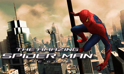 TNP spiderman header TEST   The Amazing Spiderman Xbox 360
