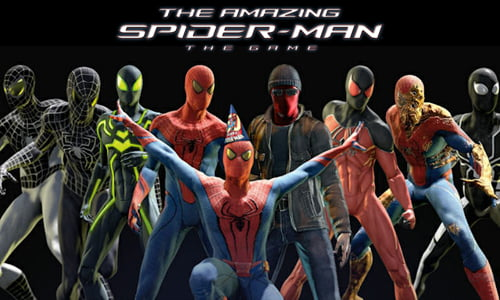 TNP spiderman02 TEST   The Amazing Spiderman Xbox 360