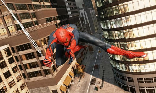 TNP spiderman03 TEST   The Amazing Spiderman Xbox 360