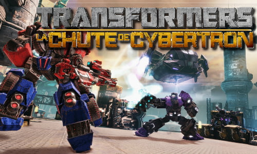TNP transformers cybertron header Lumire sur...Transformers: la Chute de Cybertron