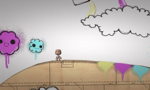 TNP TNP LBPVITA 25 09 2012 10 TEST   Little Big Planet PSVita: laffaire est dans le Sackboy