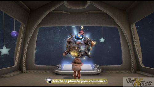 TNP TNP LBPVITA 25 09 2012 TEST   Little Big Planet PSVita: laffaire est dans le Sackboy