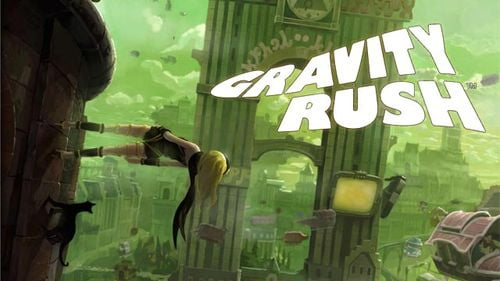 TNP gravity rush header TEST   Gravity Rush PSVita
