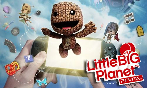 TNP lbp TEST   Little Big Planet PSVita: laffaire est dans le Sackboy