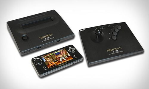 TNP neo geo x header INFO JEU   La Neo Geo X Gold en action