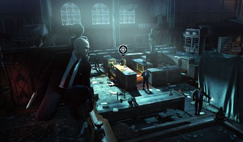TNP HMA Contracts Library Stalk Lumire sur... Hitman Absolution: Natural born killer