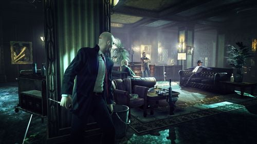 TNP HMA Preview ONLINE 3 Lumire sur... Hitman Absolution: Natural born killer