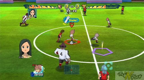 TNP IE11 09 TEST   Inazuma Eleven Strikers Wii