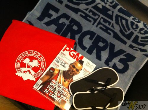 far cry 3 goodies